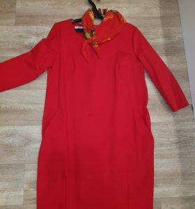 Платье женское 52 размер