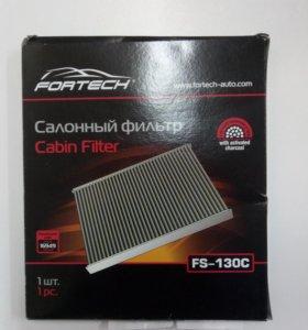 Угольный салонный фильтр