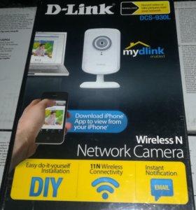 IP-камера D-Link DCS-930L Новая
