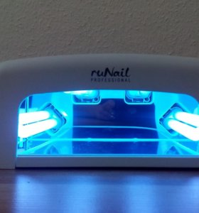УФ лампа 36 Ватт Runail модель RU 818