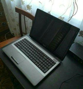 Ноутбук asus, работает отлично. Обмен.