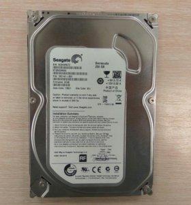 "Жесткий диск 3.5"" Seagate 250Gb, SATA"