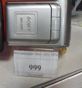 Фото и видео камера Sony ddv-380e/148