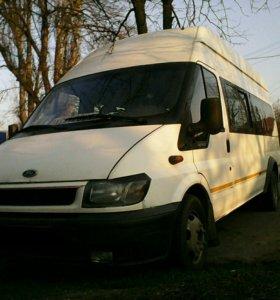 Трансфер, заказ микроавтобуса