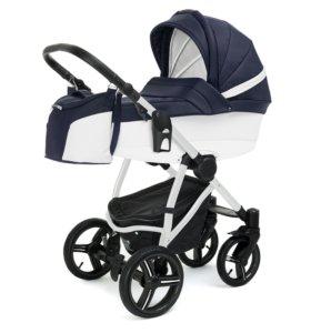 Супер коляска для новорожденного Esspero