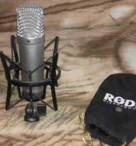 Микрофон Rode nt 1 a