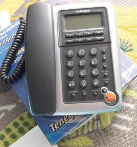 Телефон кнопочный