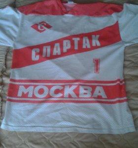 Свитер хоккейный ХК Спартак Москва