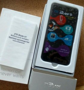 Срочно продаю смартфон ZTE Blade X7!!!