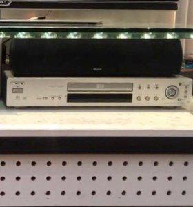Cd DVD sacd player dvp-ns905v