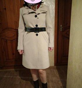 Новое шерстяное пальто!