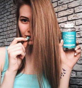 Витамины Honey Teddy Hair