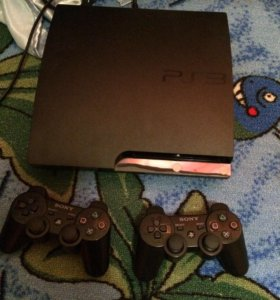 Sony PlayStation 3 slim 320GB прошита!!!