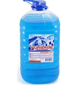 Незамерзающая жидкость для стеклооомывателя
