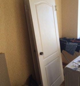 Межкомнатные двери канатка