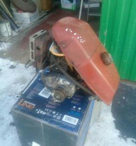 Мотор на мотоблок крот