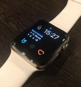 Apple Watch S2 Stainless Steel 42mm