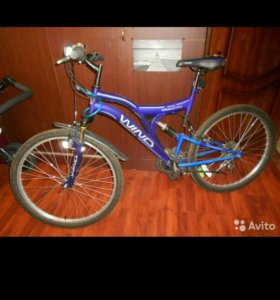 Велосипед Wind