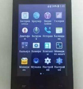 Новый телефон Qysters Arctic450