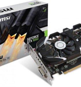 MSi GeForce GTX 1050 (гарантия)