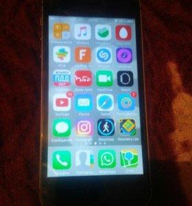 Продам iPhone 5 s на 16 g
