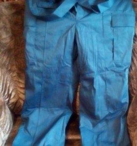 Ватные штаны (спецодежда)