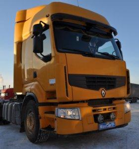 тягач седельный Renault Premium 2008 г.в.
