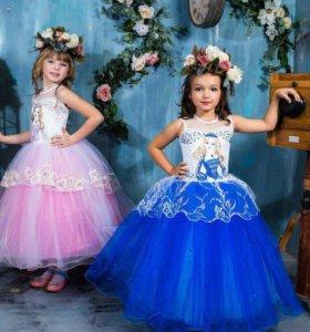 Продам новые детские платья