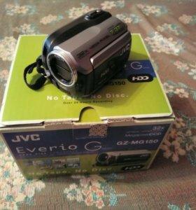 GVC Everio GZ-MG150