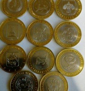 10 рублей РФ