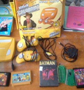 Приставка Mega Drive