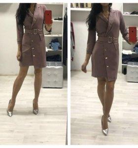 Новое стильное платье -пиджак