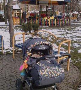 коляска лето-зима