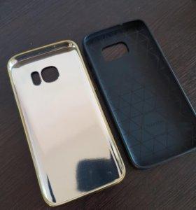 2 новых чехла на Samsung s7