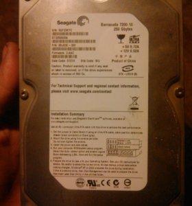 Продам два жестких диска на пк