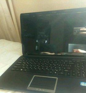 Продается игровой ноутбук DNS