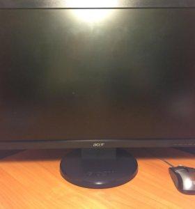 ЖК-монитор Acer v243hq
