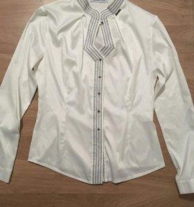 Блузка рубашка новая 42 Турция