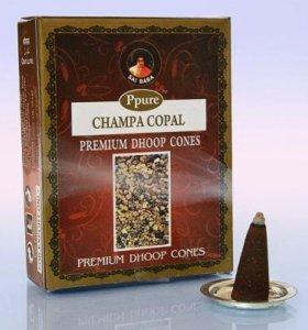 Натуральные конусные благовония, Индия, 19 видов