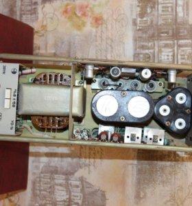 2 звуковых усилителя УО-16 (от киноустановки)