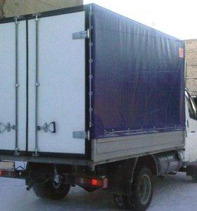 Тенты для грузовых автомобилей.