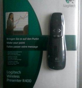 Презентер LOGITECH R400(новый)