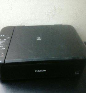 Продам принтер Canon MG3140