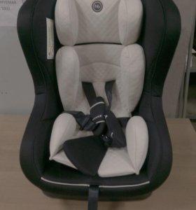 Автокресло Happy Baby PASSENGER Black 0-18 кг
