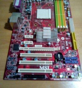 Материнская плата MSI K9N NeoV2