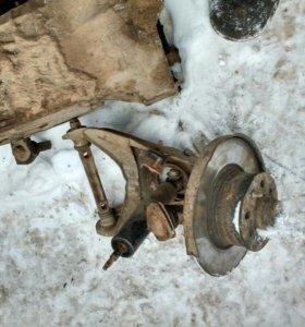 Рычаги , ступицы, полуоси, тормозные диски ВАЗ,газ