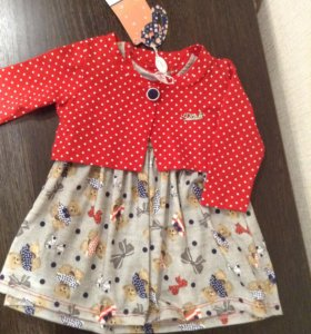 Платье детское (9-12 месяцев)