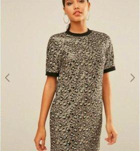Платье с пайетками Asos 42-44