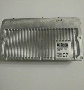Блок управления двигателем COROLLA ZRE182L