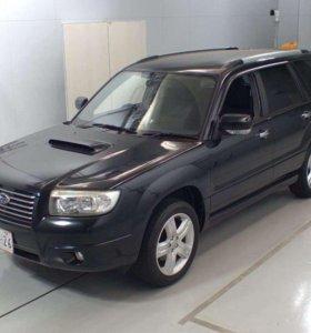 Авторазбор Subaru Forester SG5 2006г рестайлинг